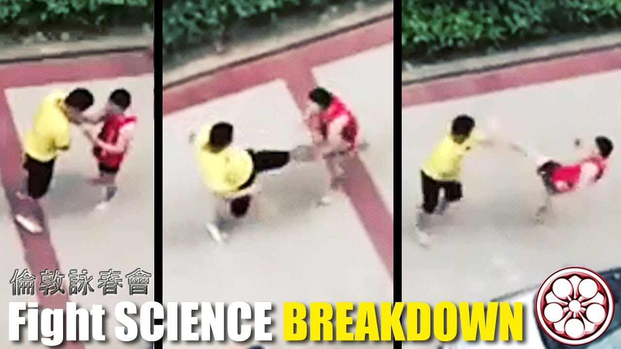 Kung Fu Guys EGO BATTLE… But FAIL to Manage Distance in Self Defence