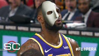 Phantom of the Flopera: LeBron, Lonzo Ball, Bulldogs RB Justin Henderson | SportsCenter