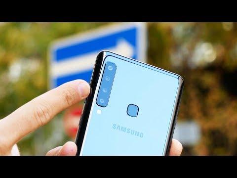 Samsung Galaxy A9 (2018) Video clips - PhoneArena