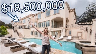 $18,500,000 Beverly Hills House Tour