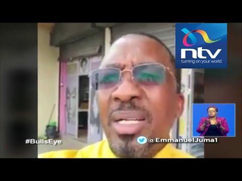 Why Pastor Ng'ang'a?    Bull's Eye