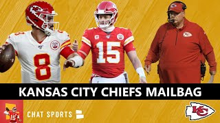 Chiefs rumors mailbag starts with a question about the backup qb situation behind patrick mahomes. kansas city re-signed chad henne and matt moore this offse...