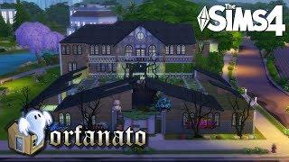 El Orfanato (Versión de Terror) | Los Sims 4 Speed Build