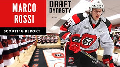 Marco Rossi Highlights 2020 NHL draft