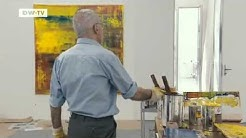 """Gerhard Richter Painting"" 