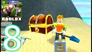 ROBLOX - Gameplay walkthrough parte 8 - Treasure Hunt Simulator