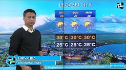 Public Weather Forecast Issued at 4:00 AM July 27, 2018