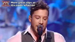 Matt Cardle Sings Here With Me The X Factor Live Final 2010 Matt Cardle Here With Me HQ Full Version
