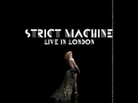 Goldfrapp: Strict Machine (Live In London 2006)