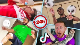 SIDEMEN LEARN 24 SKILLS IN 24 HOURS