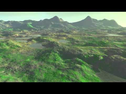 What would Exoplanet Kepler-442b look like?