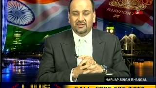 Harjap Bhangal Legal Solutions Full Show 20150508 1859   MATV National 00