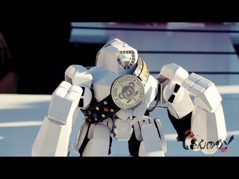 Robot Pro-Wrestling Dekinnoka!30 -Saaga VS Yogoroza-