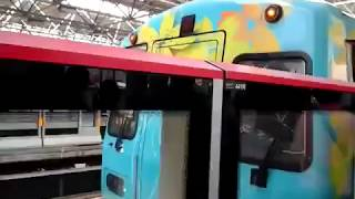 台北捷運 新北投支線 北投→新北投 改造列車(之前錄的,所以這一部沒日語廣播)