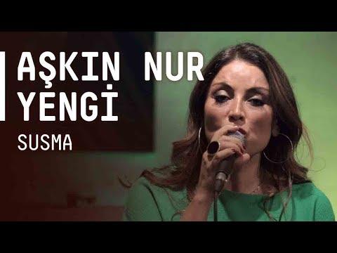 Aşkın Nur Yengi - Susma / #akustikhane #sesiniac