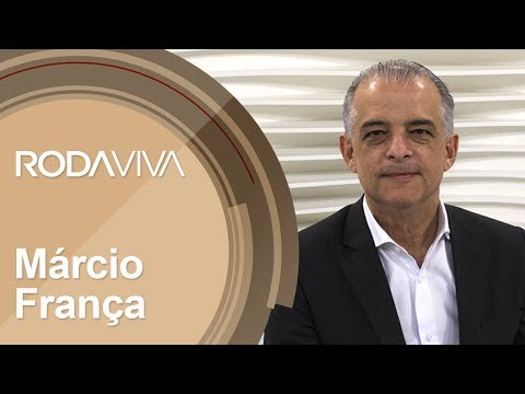 Roda Viva | Márcio França | 16/07/2018