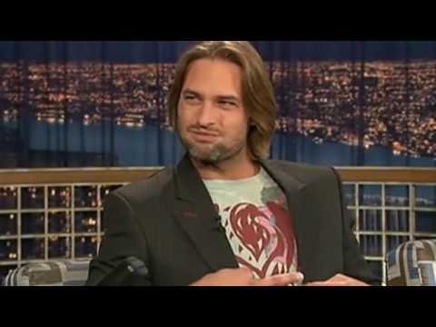 Josh Holloway on Conan O'Brien