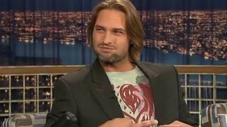 josh holloway on conan obrien