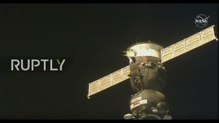 LIVE:  Expedition 58-59 crew to dock with ISS