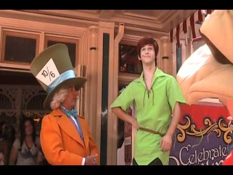 Disneyland Musical Chairs - 9/11/10