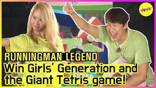[RUNNINGMAN THE LEGEND] SNSD and Running Man, Escape from the Game World! (ENG SUB)