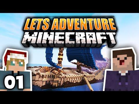 Meine Frau wurde entführt! | 01 | Let's Adventure Minecraft: Piraten!