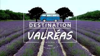 Destination Valréas - Le château Simiane