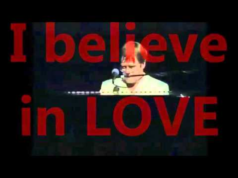 Elton John   Believe   Lyrics and Scripture