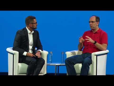Pluralsight LIVE 2017 Mainstage: Scott Guthrie, EVP, Microsoft Cloud