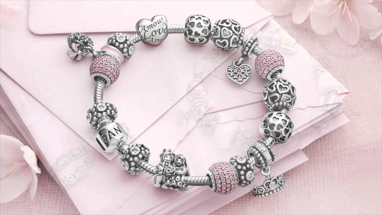 Explore The Pandora Spring Collection 2013 Youtube