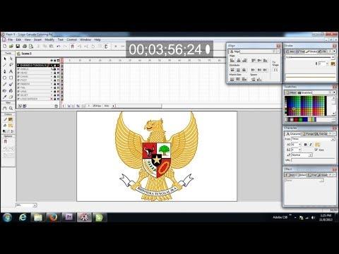 BORDIRNYA TIMBUL! Tutorial membuat badge emblem bordir timbul 3dimensi untuk TNI POLRI atau instansi.