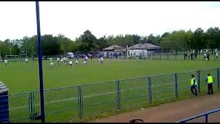 NK Dubrava-NK Libertas Novska 4:0, Josip Juranović 11m.