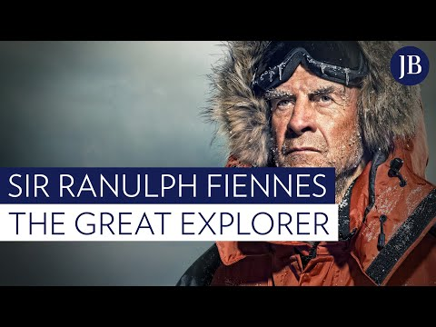 Sir Ranulph Fiennes: 10 lessons from the world's greatest living explorer