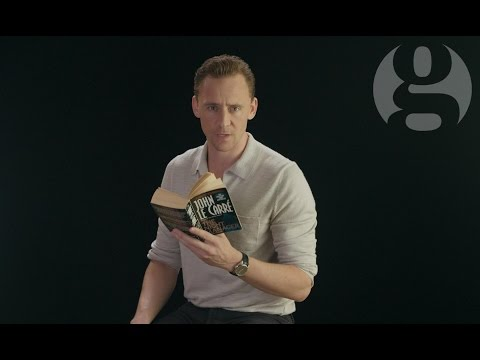 Tom Hiddleston reads from John le Carré's The Night Manager