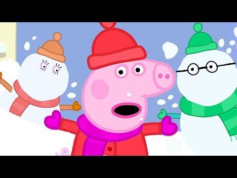 Peppa Pig in Hindi - Nayi Gaadhi - हिंदी Kahaniya - Hindi Cartoons for Kids