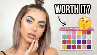 TESTING JEFFREE STAR JAWBREAKER COLLECTION! FIRST IMPRESSIONS + REVIEW! IS IT WORTH THE MONEY?