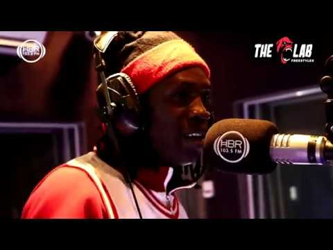 Virusi mbaya - #HBRTRAPLAB THE LAB FREESTYLE