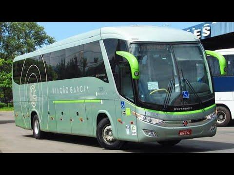 [On Board] Presidente Prudente x Rolândia Viação Garcia 7817 G7 1200 K340