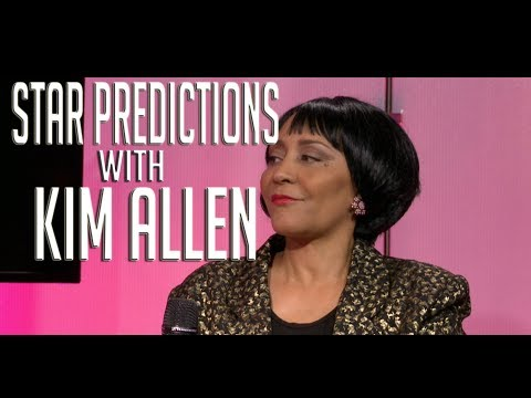 Star Predictions this week with Kim Allen