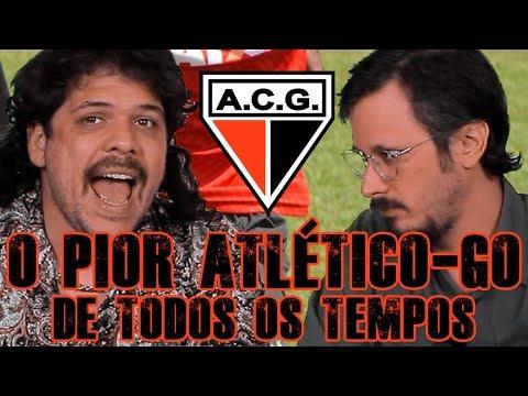 FALHA DE COBERTURA #133: Pior Atlético/GO