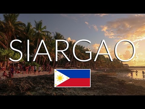 SIARGAO - The SURFING CAPITAL of the PHILIPPINES | Foreigners in the Philippines Travel Vlog