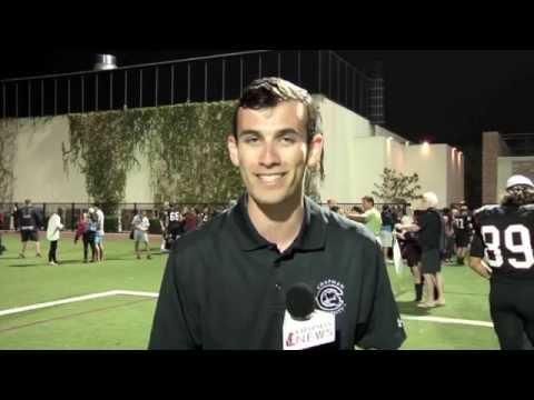D3 Report: Chapman Blanks Pomona-Pitzer on Homecoming, 58-0