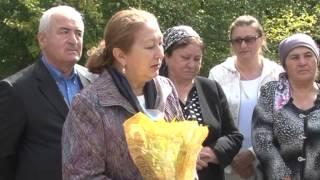 Семьи погибших добровольцев из республик Северного Кавказа