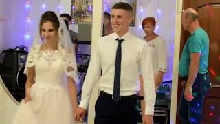 Первый танец Свадьба в Ширяево. Серёжа и Лена 2018.08.04