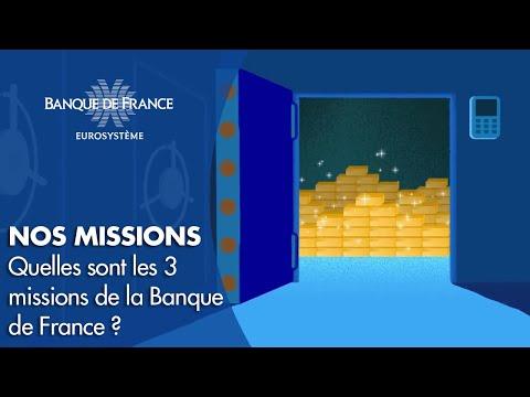 C'est quoi la Banque de France ?