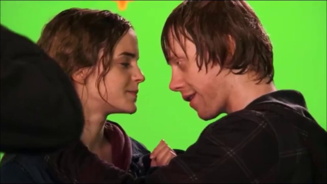 Rupert Grint and Emma Watson || Funny & Cute Moments - YouTube