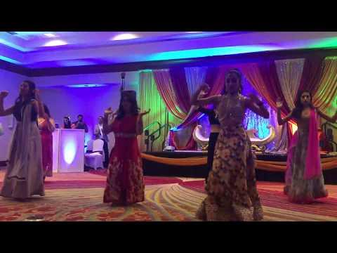Sadaf and Ali's Sangeet Dance