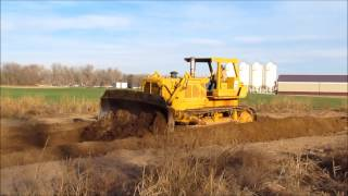 1968 Caterpillar D8H dozer for sale | sold at auction December 28, 2012