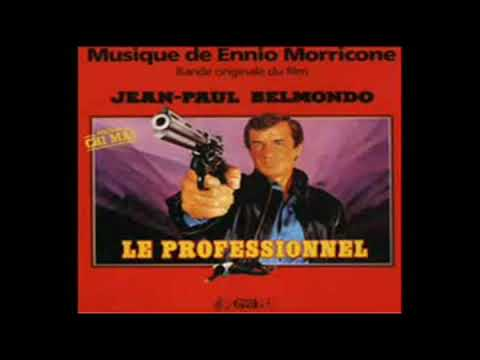 - Le professionnel Jean paul Belmondo  soundtrack Full Album