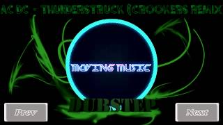 Video AC DC - Thunderstruck (Crookers Remix) + HD Download download MP3, 3GP, MP4, WEBM, AVI, FLV Mei 2018